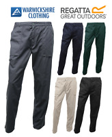 Regatta Mens Water Repellent Action Trousers