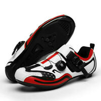 Professional Cycling Shoes Racing Road Mountain Sneakers Men's Spd Cleats Boots