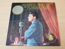 "EX/EX !! Alberto Cortez/En Florida Park/1963 Hispa Vox 7"" Single/Spanish"