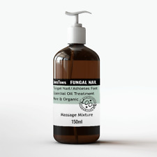 Fungal Nail Treatment - Massage Oil Anti Fungus Toe JoesToesⓒ Natural Organic
