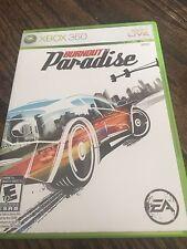 Burnout Paradise Xbox 360 Cib Game XG2
