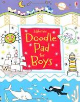 Big Doodle Pad (Usborne Activity Pads) By Fiona Watt