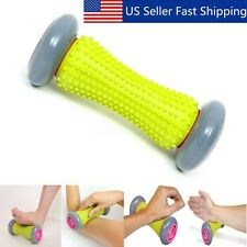 Foot Massage Roller Plantar Fasciitis Heel Arch Pain Relief Relaxation Therapy