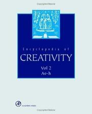 RUNCO - PRITZKER ENCYCLOPEDIA OF CREATIVITY-ExLibrary