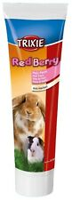 Trixie Red Berry Anti Hairball Malt Paste for Small Rodents & Rabbits 100g