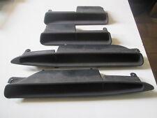 Set tasche pannelli porte in moquette originali Lancia K, Kappa  [6372.15]