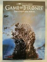 Game of Thrones: Complete DVD Series Seasons 1-8 boxset 38-discs
