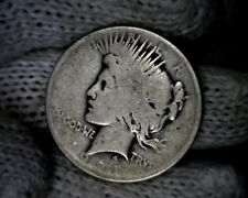 Key Date 1921 High Relief Peace Silver Dollar United States Coin