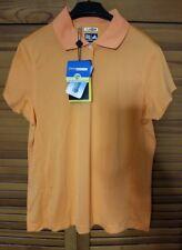 Adidas Coolmax Womens Shirt Golf Shirt Sz Lg Orange National Kidney Foundation