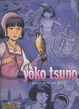 YOKO TSUNO GESAMTAUSGABE # 1+2+3+4+5+6+7+8 +9 komplett - CARLSEN - LELOUP - TOP