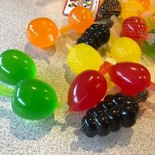 VIRAL Fruity's Ju-C Jelly Fruits - Hit or Miss TikTok Jelly Candy - 10 Piece Bag