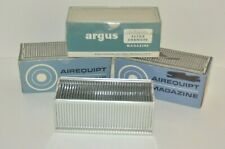 Airequipt - Argus Automatic Slide Changer Magazines Lot Of 4