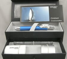 Online Germany Cruiser Blue & Chrome Sketch Pencil - New In Box - 80% OFF