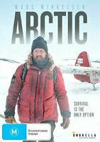 Arctic (DVD) Mads Mikkelsen, Maria Thelma Smáradóttir  NEW/SEALED