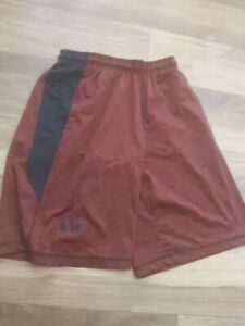 Men's Black and red Running Shorts - s/m