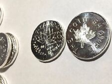1 oz 999 Silver Poured CANADA 150 ANN ROUND COIN SHOPPE Serial # ~ Mintage 150