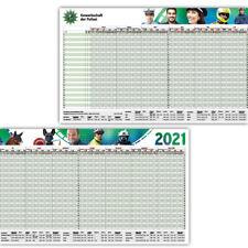 Polizei Kalender Urlaubsplaner 2021 ~ PLUS 1 IPA Aufkleber ~ LIEFERUNG 10/2021 !