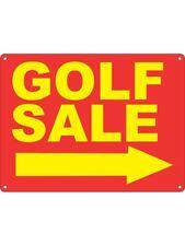 Mini Tin Sign Golf Sale
