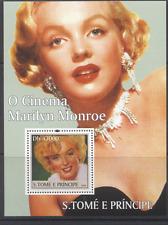 Sao Tome 2004 Marilyn Monroe/film/cinema M/S n12326