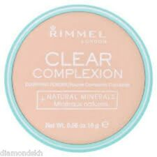 RIMMEL clear complexion clarifying pressed powder in 021 transparent - 16g