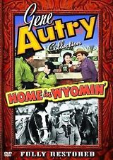 Home In Wyomin' (DVD, 2007) New Sealed