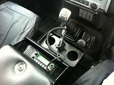 DEFENDER SECURITY RADIO CUBBY BOX Land Rover 90 110 130