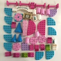 Lego Duplo Princess Castle Pieces Lot of 48