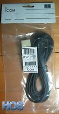 NEW ICOM OPC-1156 Ext. Cable for IC-2720H IC-2725E IC-R2500 IC-PCR2500