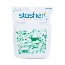 Best Silicone Stasher Zip Lock Bags Reusable Storage/EcoFriendly Product-monster