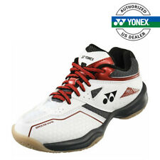 Yonex Power Cushion 36 Junior (White/ Red) /Badminton Shoes