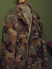 Army Vintage BDU Camouflage JACKET & PANTS Uniform