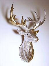 LARGE Unique decoration Stag Head Taxidermy Deer 'Dr Jekyll'