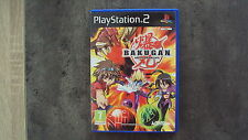 Jeu Sony PS2 - Bakugan Battle Browlers - complet