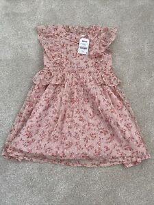 Next Age 5-6 Summer Occasion Party Dress Bnwt