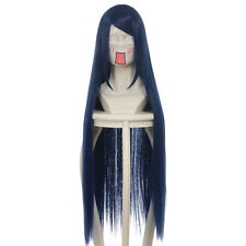 """Women's Fashion Long Straight Heat Hair Cosplay Party Full Anime Wig 40"""" 100cm"""