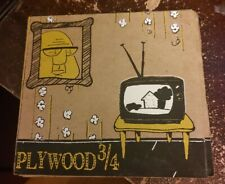 Plywood 3/4 - Home Sweet Home - 2002 - Compact Disc (Cd) from Quebec