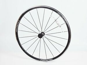 Oval Concepts 723 Tubeless 700c Front Wheel Oval Hub & Rim,100mm, MSW, QR 20h F2