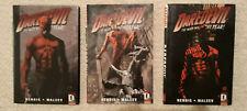 Daredevil Marvel Omnibus Oversize Hardcover 2-4 Set Quesada Bendis HC w/ Jackets