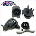 New Engine Motor Transmission Mount Set Fits 2001-2005 Honda Civic 1.7l Sohc