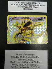 POKEMON XY EVOLUTION NIDOKING BREAK 46/108