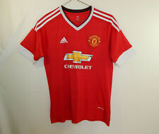 Wayne Rooney Manchester United Official Soccer Football Team Jersey ADIDAS SMALL