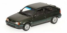 Opel Kadett 1989 Green 1:43 Model 400045900 MINICHAMPS