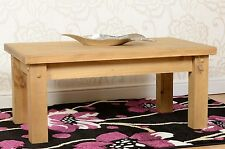 Pine Country Coffee Tables with Flat Pack