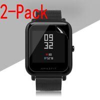TPU Screen Protector For Xiaomi Huami Amazfit Bip PACE Lite Youth Smart Watch DE