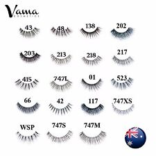 Pick any (10 Pairs) Red Cherry Lashes Mix & Match Styles Black Lot AUS SELLER