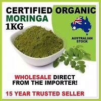 ✅ 1KG ORGANIC MORINGA OLEIFERA LEAF POWDER ✅ Premium Quality Best Price