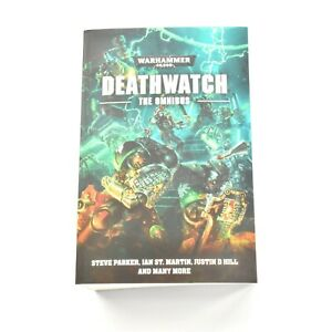 Deathwatch the Omnibus Book Black Library ENGLISH Warhammer 40K Used