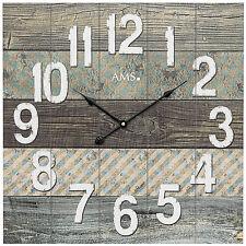 XXL AMS 50 Wanduhr Quarzuhr Küchenuhr Wohnzimmeruhr Bürouhr 50 cm 199