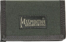 Maxpedition Micro Wallet Foliage Green Super thin design Truly a minimalist's wa
