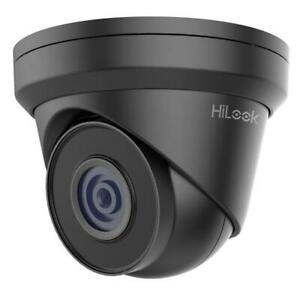 5mp WDR Network Turret PoE CCTV Camera IP67 IR 30m IPC-T250 HiLook Hikvision